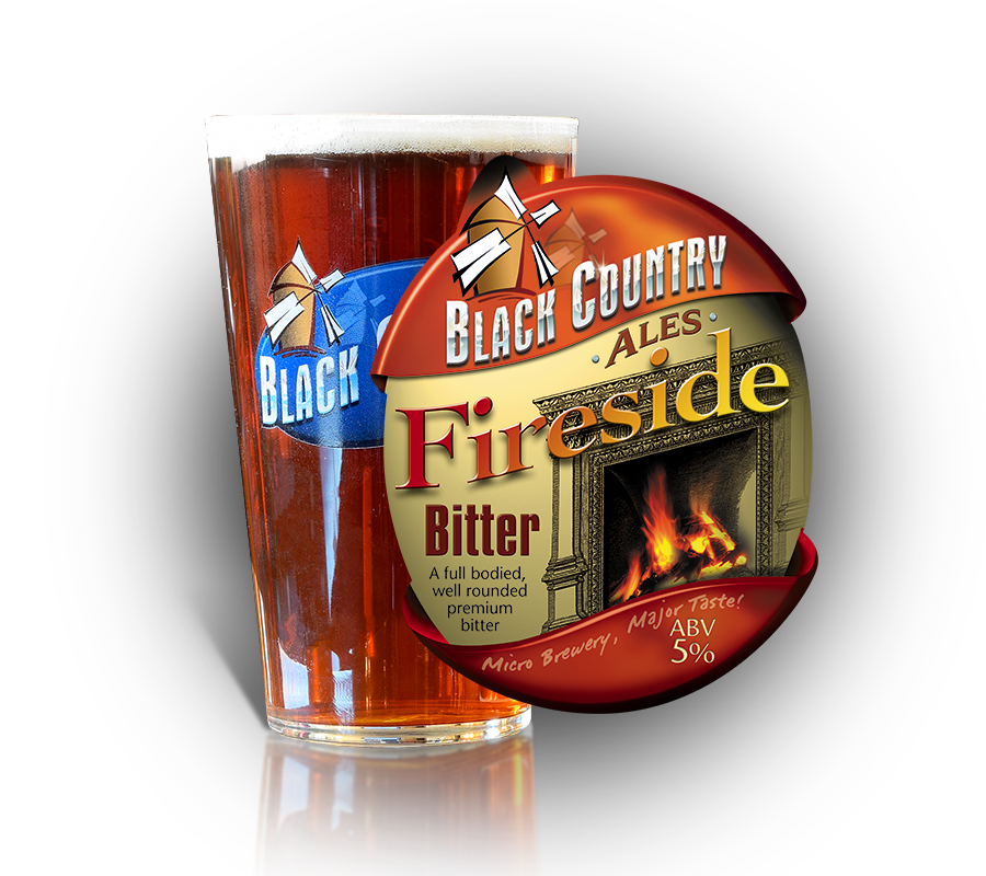 fireside black country ales