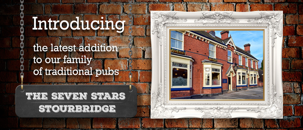 Coming soon the seven stars pub