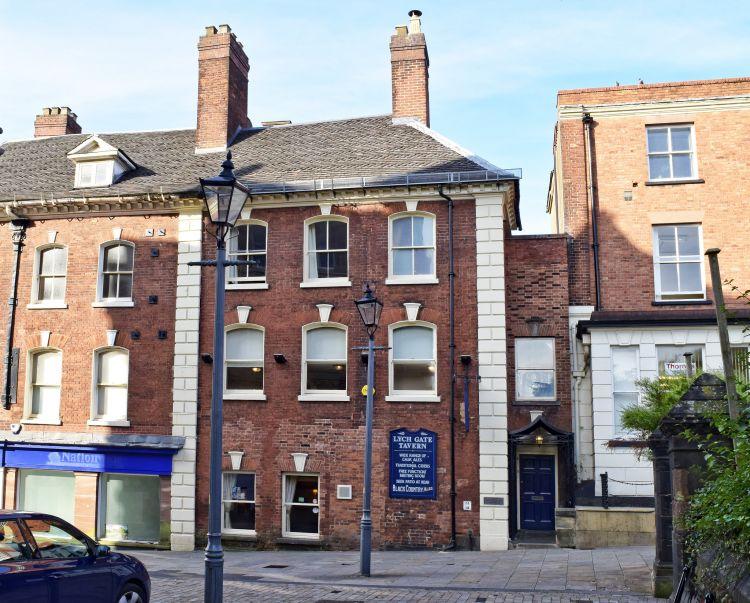 The Lych Gate Tavern