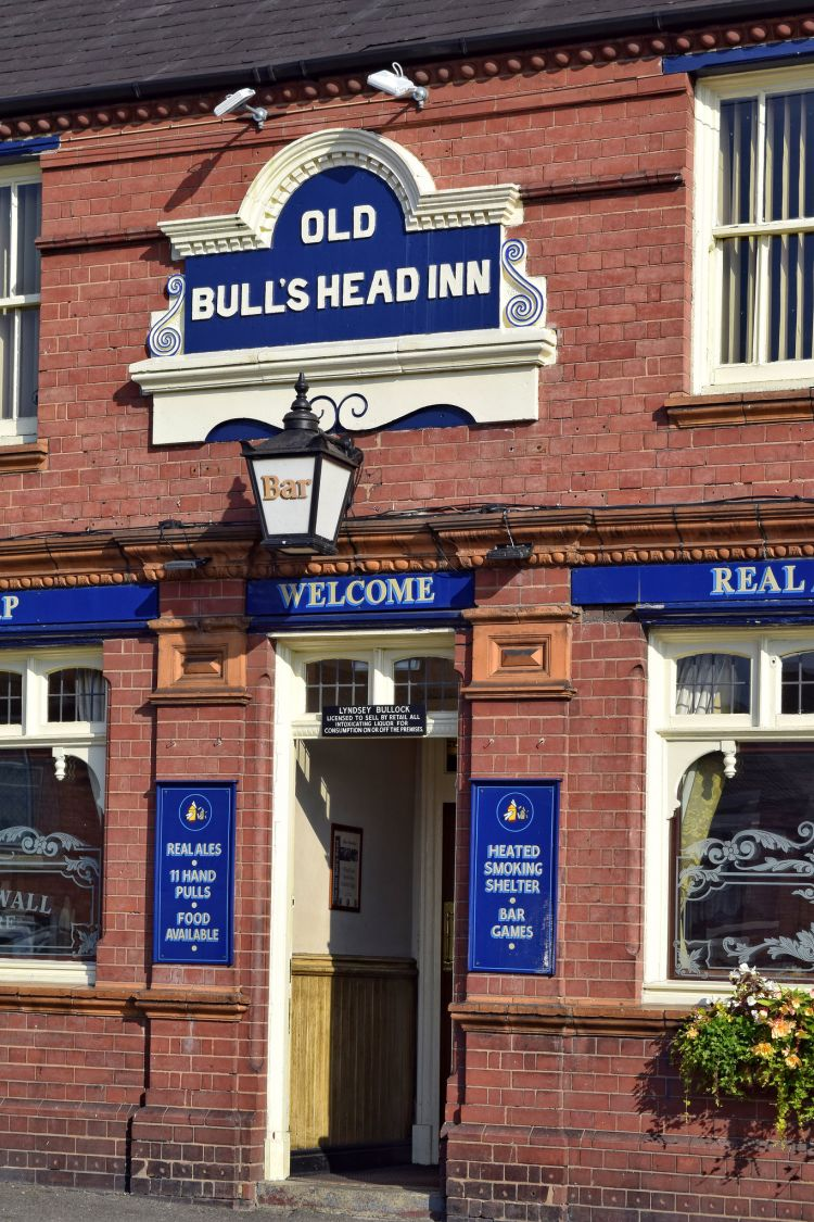 The Old Bull's Head