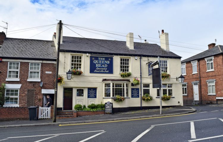The Queen's Head Wordsley
