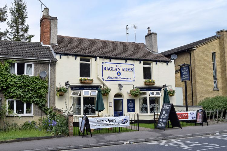 The Raglan Arms