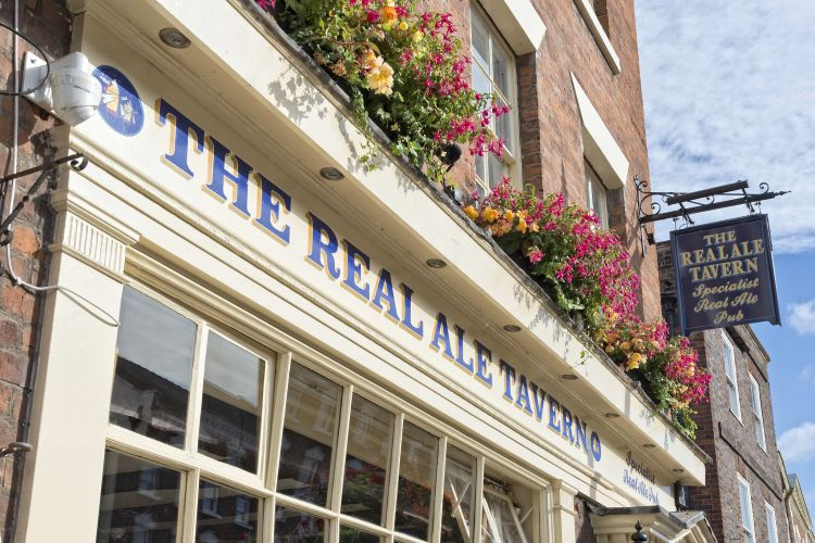 The Real Ale Tavern