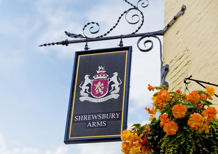 The Shrewsbury Arms