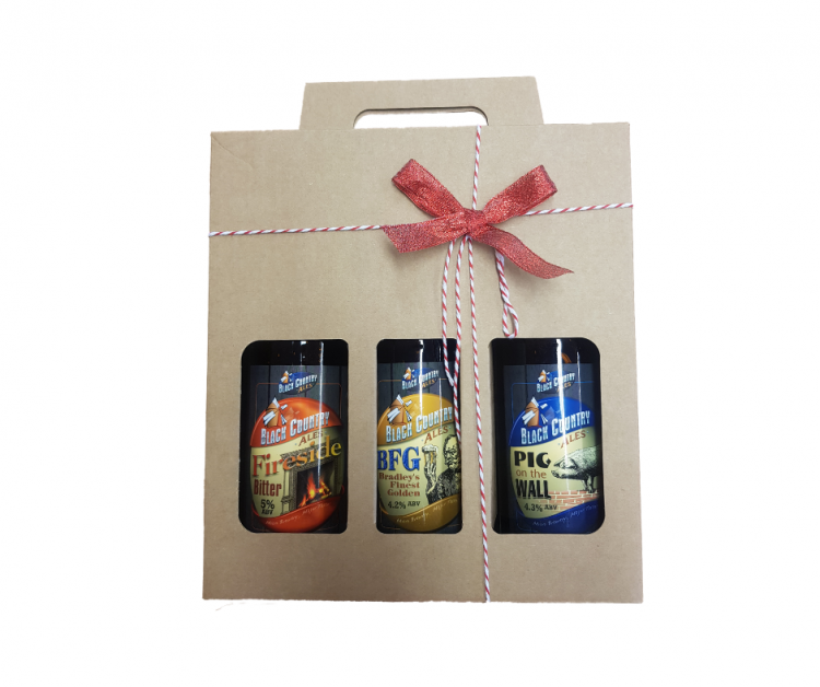 Black Country Ales 3 Bottle Gift Pack