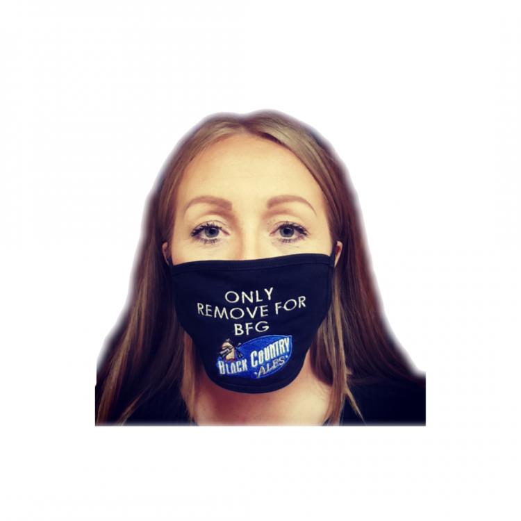 BFG Lover's Face Mask