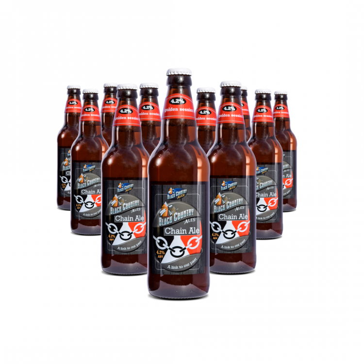 Chain Ale (12 Bottle Pack)
