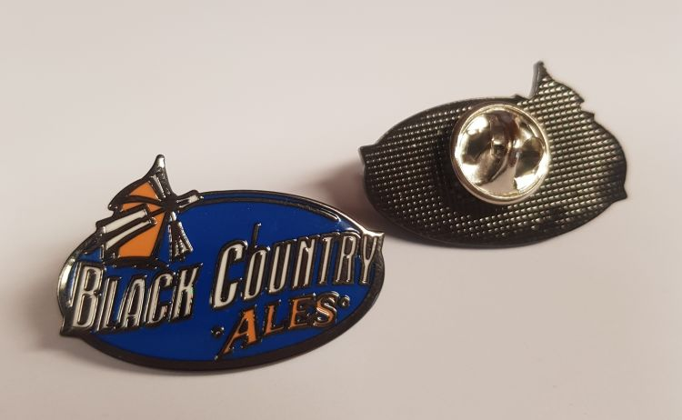 Black Country Ales Pin Badge