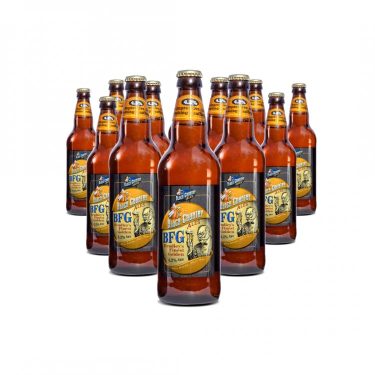 Bradleys Finest Golden | BFG | Real Ale